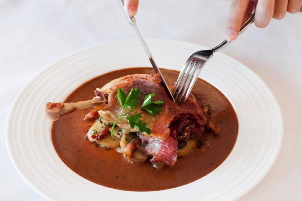 Taratata Brasserie - Duck Confit