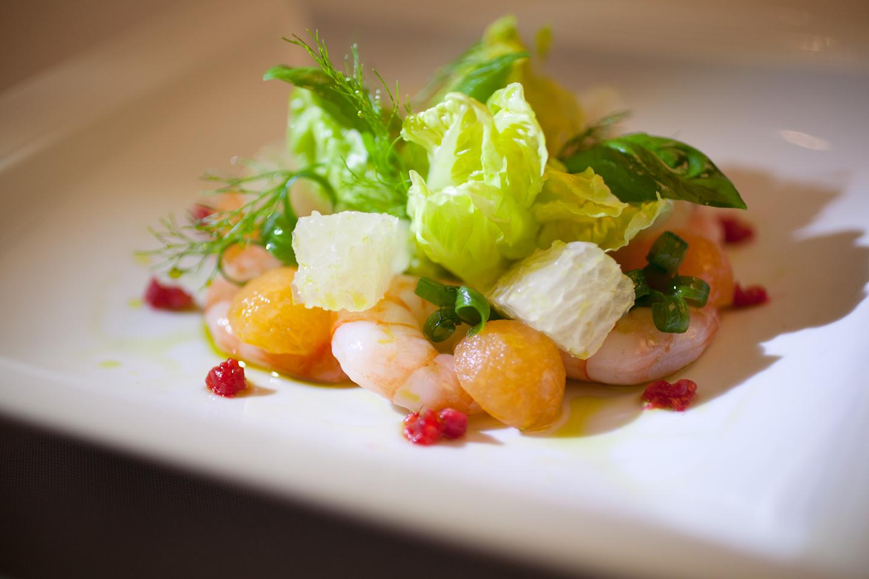 Prawn Salad - Taratata Bistrot