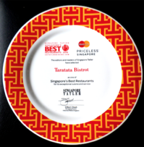 Best Restaurants Singapore 2016 - Tatler Singapore
