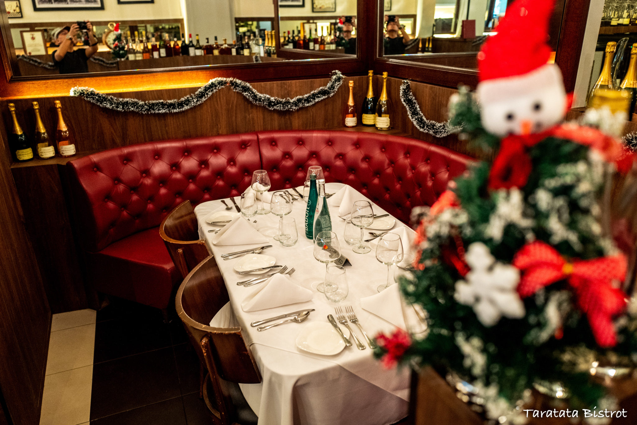 Christmas at Taratata Bistrot