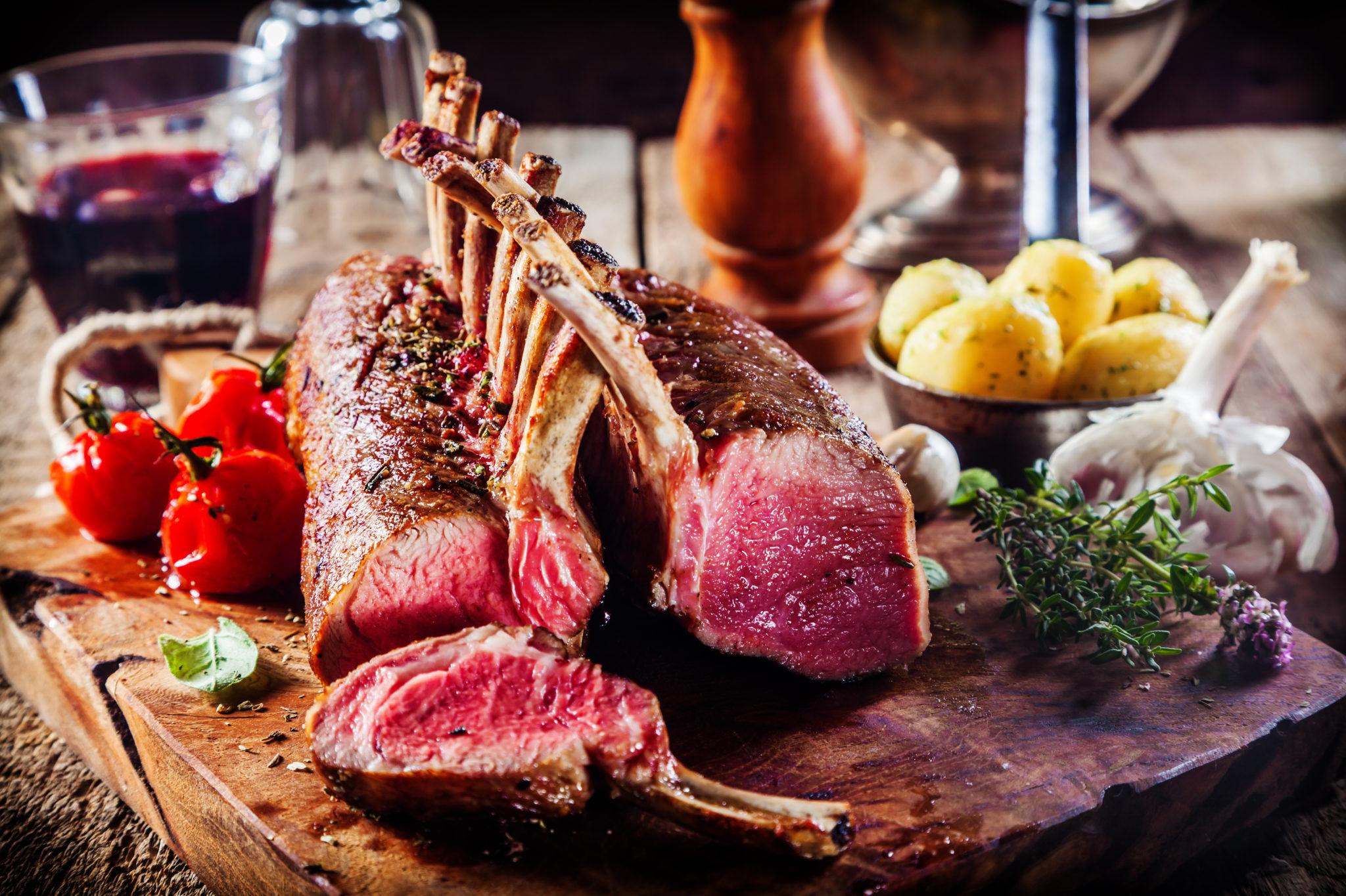 Taratata Brasserie - Lamb Rack
