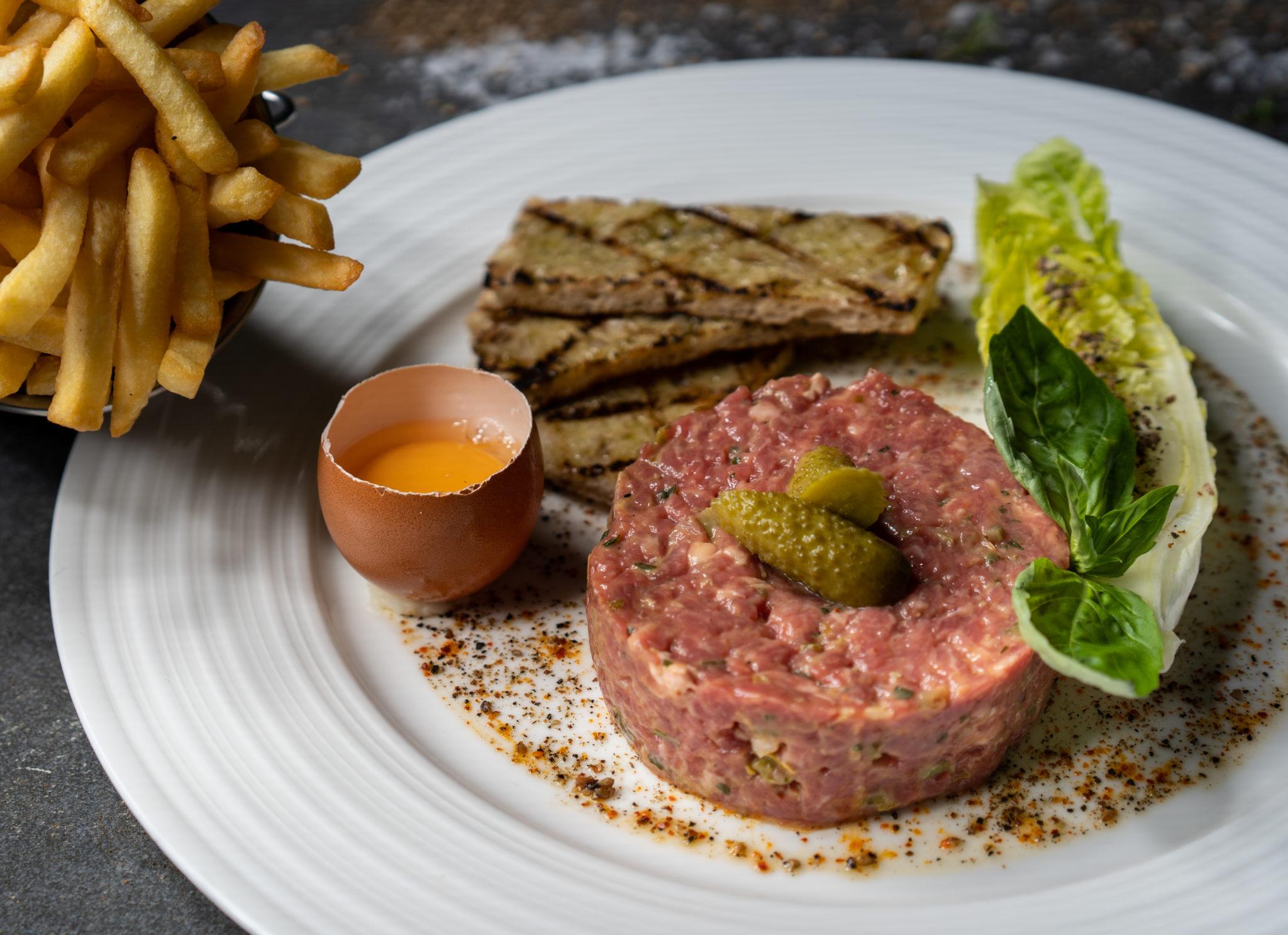 Taratata Brasserie - Steak Tartare