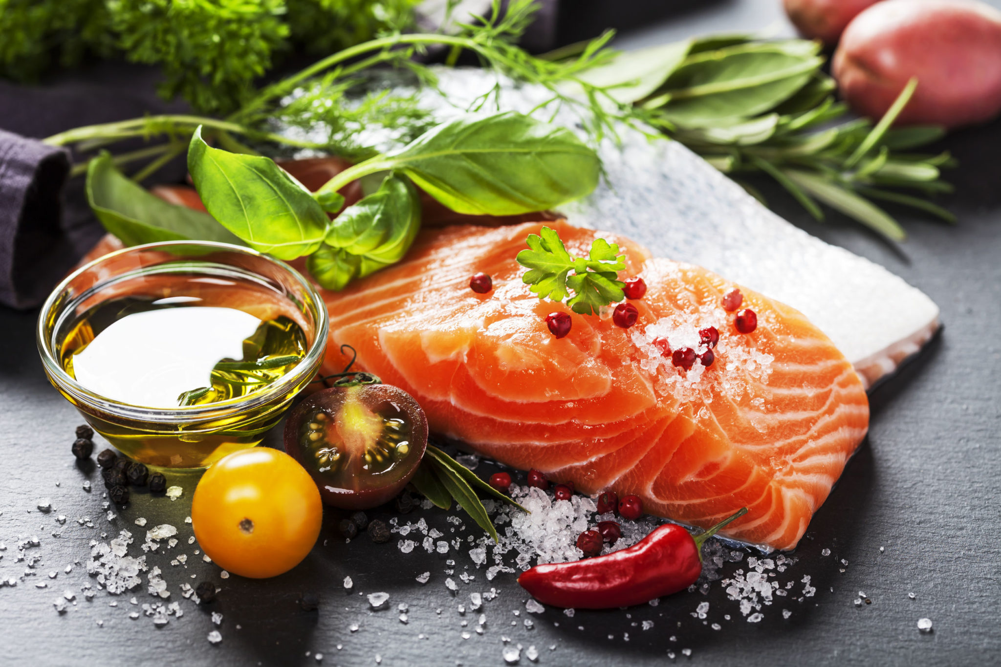 Taratata Brasserie - Salmon