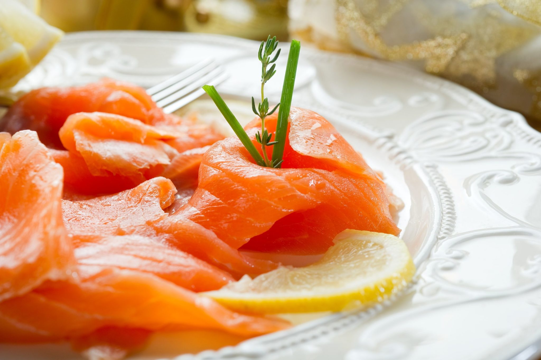Taratata Brasserie - Smoked Salmon