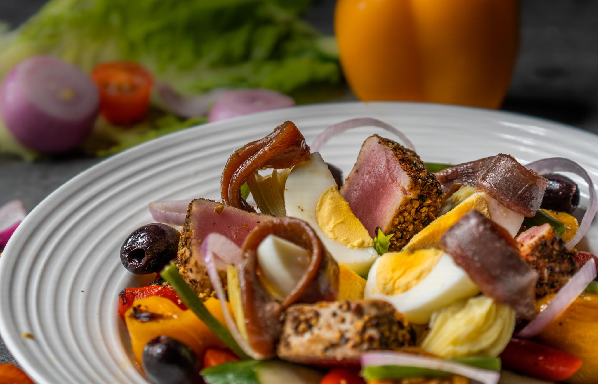 Taratata Brasserie - Nicoise Salad